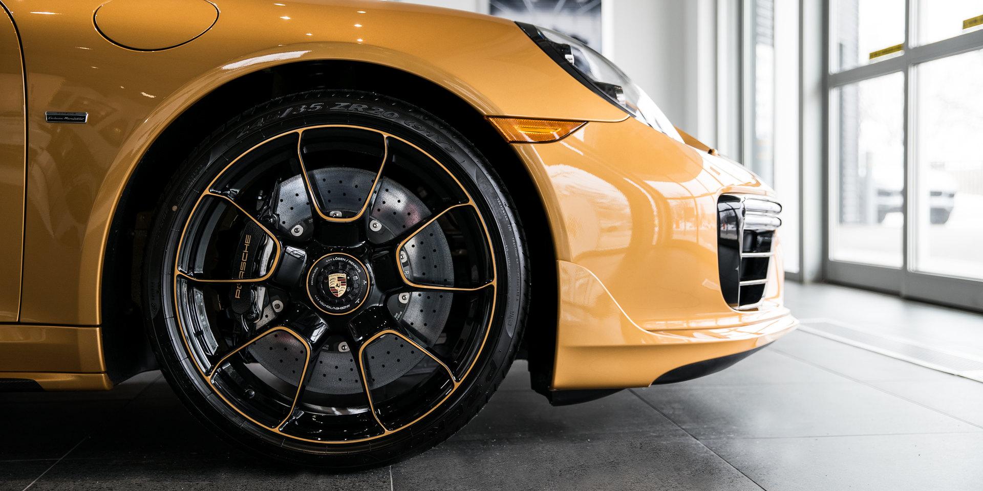 Porsche Manufaktur Edition