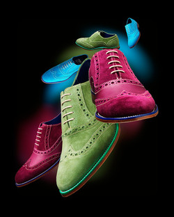 Barker Shoes Colours