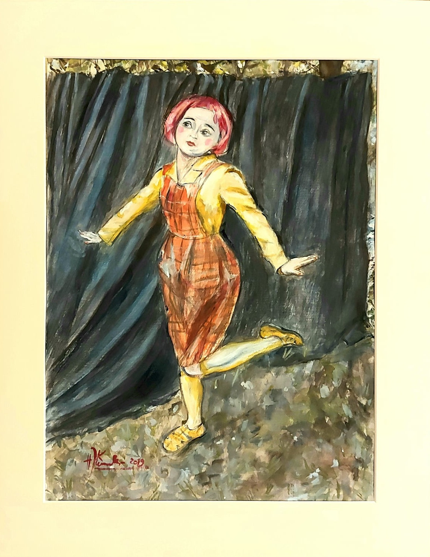 Etiuda   - Remembering of Fellini