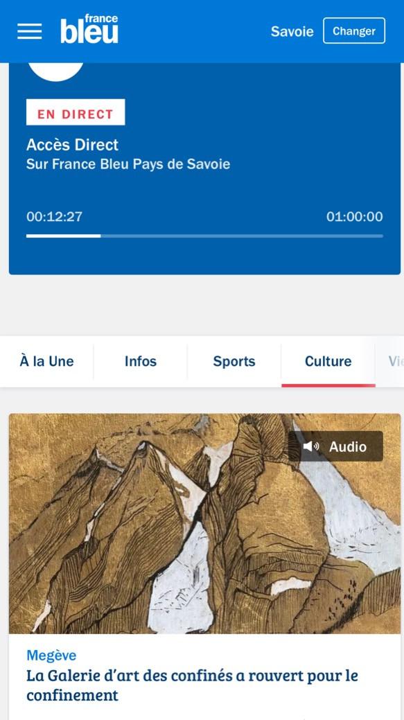 France Bleu PS