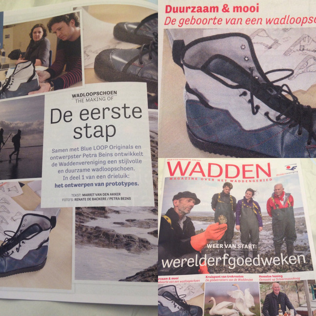 "The Making of the ""WadloopSchoen"""