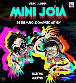 Mini Jóia @ Sesc Jundiaí
