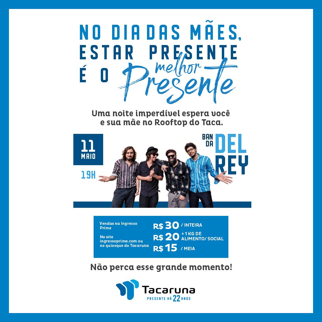 Del Rey @ Tacaruna