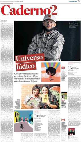Carlos Viaja @ Estadão