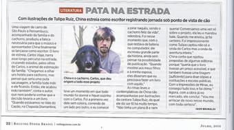 Carlos Viaja @ Rolling Stone
