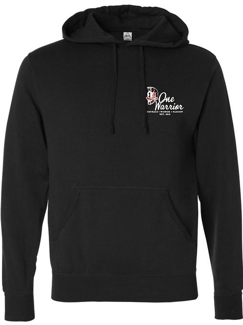 ONE WARRIOR - Original Logo Hoodie