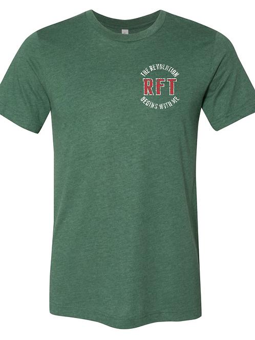 2021 Revolutionary Fire Tactics T-shirts