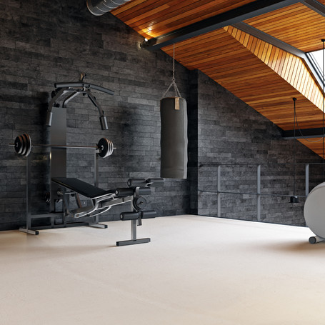How to Design a Healthy Home Gym?