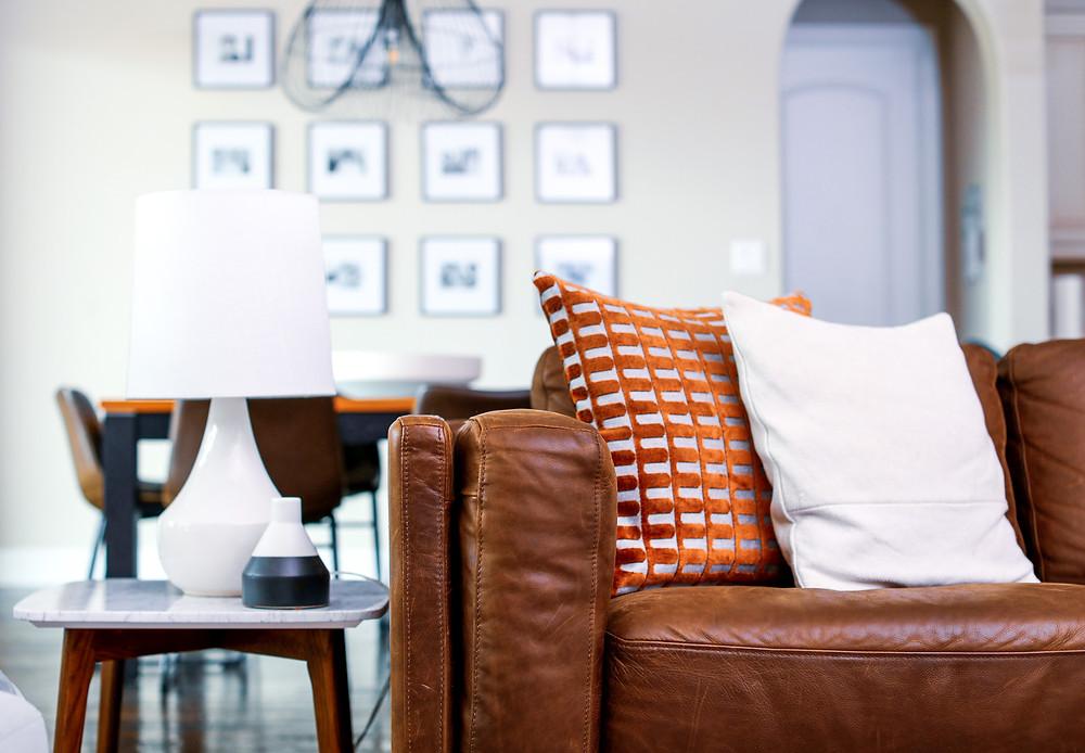 Living Room, Interior Design Dallas