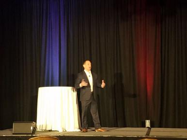 Dr. AJ Acierno Speaking at DEO Event