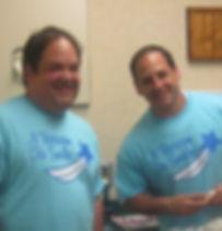 Dr. AJ Acierno and Dr. Mike Acierno founders of DecisioOne Dental Partners