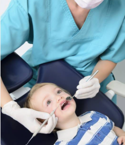 Build healthy dental habits with your kids