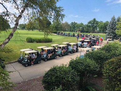 First Annual DecisionOne Dental Charity Golf Outing
