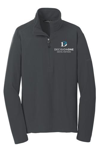 1/2-Zip Microfleece Unisex Jacket