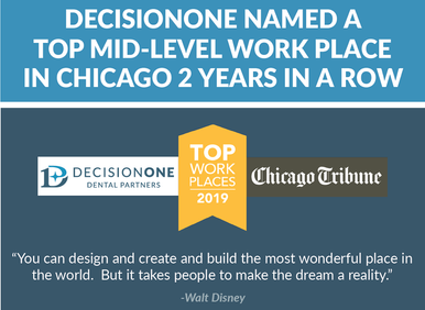 DecisionOn named Top Workplace in Chicago Two Years in a Row
