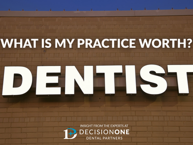"""What is my practice worth?"""