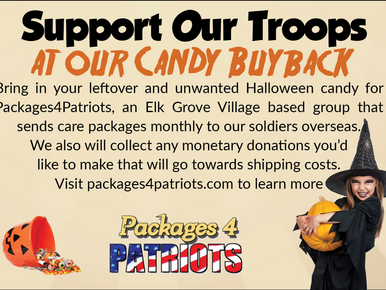 DecisionOne Dental Group buys back Halloween candy to support troops: 4 takeaways