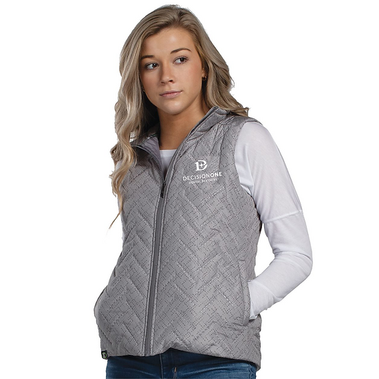 Holloway Women's Repreve® Eco Quilted Vest