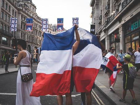 World Cup 2018 London celebrations