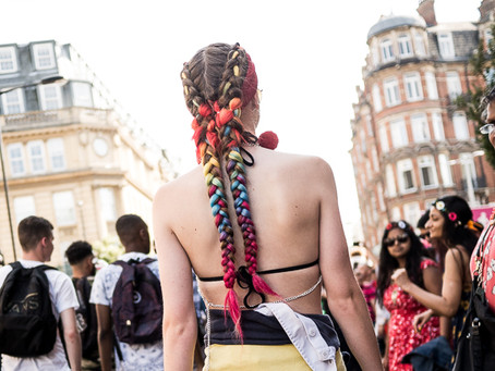 Notting Hill Carnival parade - Part II
