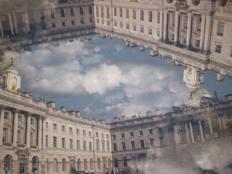 Lomo double exposures and panoramas