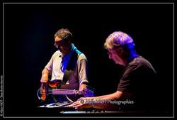In France with Renaud Cugny on keys
