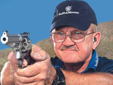Legendary shooter Jerry Miculek signs with Hoppe's and Champion