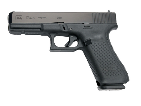 Portuguese Army selects GLOCK G17Gen5 as duty weapon