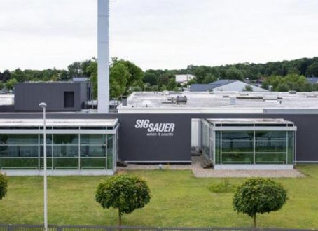 Sig Sauer closes its doors in Germany