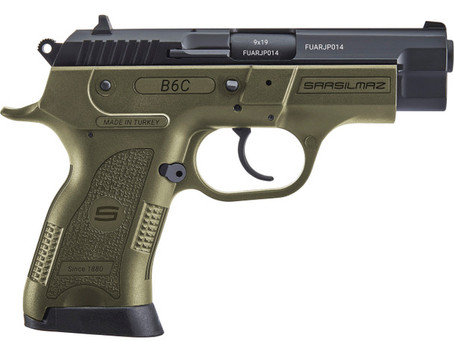 SAR USA Announces B6C Compact Pistol Colours