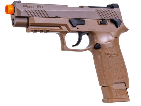 Sig Sauer shipping ProForce M17 airsoft pistol