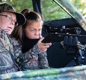 Hunters key in biodiversity battle