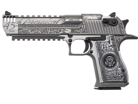 Magnum Research Introduces the Presidential Desert Eagle