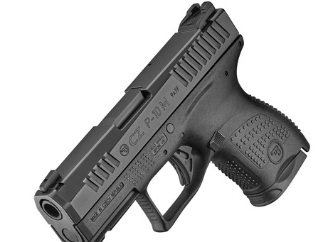 CZ P-10 M – small footprint, big impact