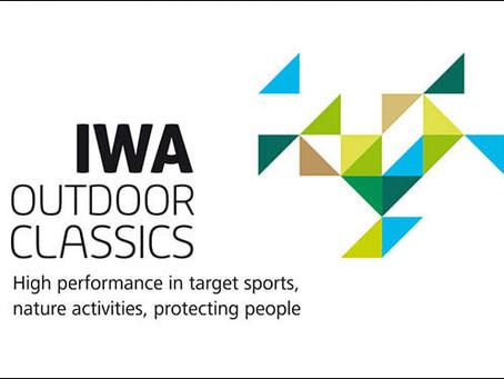 IWA OutdoorClassics 2021 Cancelled