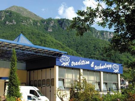 Italian Company F.A.I.R Reopens