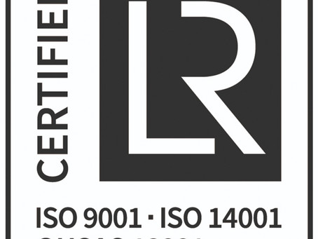 Eley Hawk successfully achieve ISO standards across Quality, Safety and Environmental Care