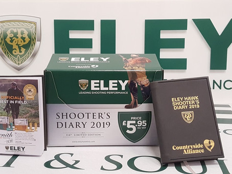 Eley Hawk launches its 114th Diary and Releases Collectable memorabilia to mark 190th Anniversary