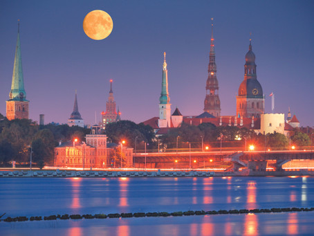 Doing Business with…Latvia