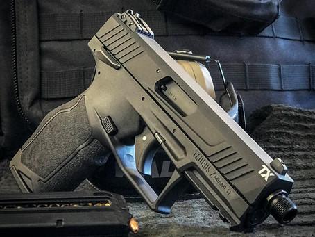 Taurus TX22 named Guns & Ammo 'Handgun of the Year'
