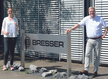 Bresser Exceeds the 100 Employee Mark