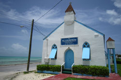 CHURCH IN TARPUM BAY