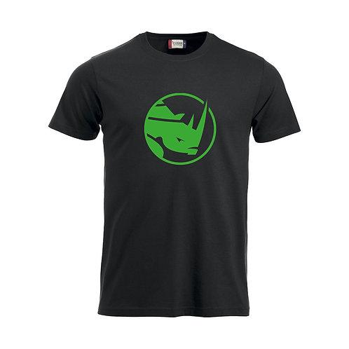 Junior T-Shirt Circle black