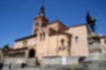 San Millán, romanico en Segovia. Guia oficial de turismo