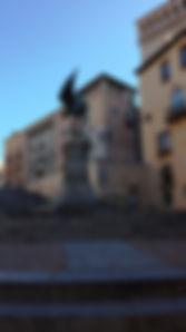 segovia plaza de las sirenas - Rutas por Segovia - CONOCE SEGOVIA SIN LIMITES