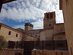 Barrio de las canonjías en Segovia - guia oficial - SERVICIOS TURISTICOS DIVERSOS