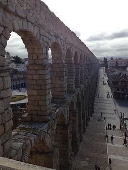 Acueducto de Segovia - guía oficial de Segovia- CONOCE SEGOVIA SIN LIMITE