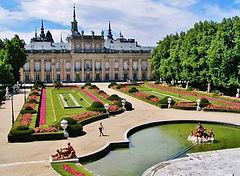 Jardines de la Granja - rutas personalizadas por Segovia - CONOCE SEGOVIA