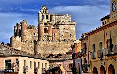 Castillo de Turégano - visitas guiadas en Segovia - CONOCE SEGOVIA