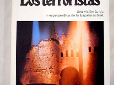 LOS TERRORISTAS. RAMON AYERRA. CURIOSIDADES LITERARIAS